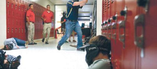 Los tiroteos escolares son subestimados