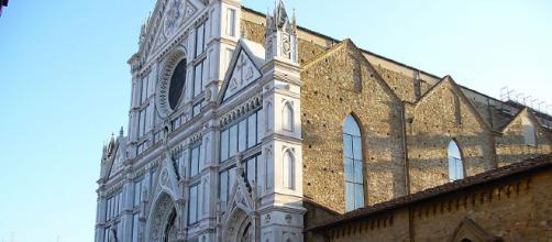 L'ultimo saluto a Davide Astori in Santa Croce