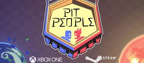 Pit People es un videojuego muy interesante donde debes ser bueno con las estrategias