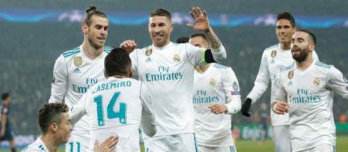 Real Madrid conseguiu grande vitória em Paris
