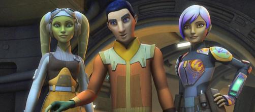 'Reunión familia y una despedida' ha sido un capitulo especial en Star Wars Rebels