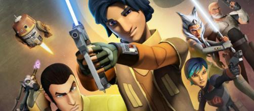 Star Wars Rebels necesita una secuela