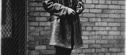 Amelia Earhart. - [Image via Tekniska Museet, Flickr]