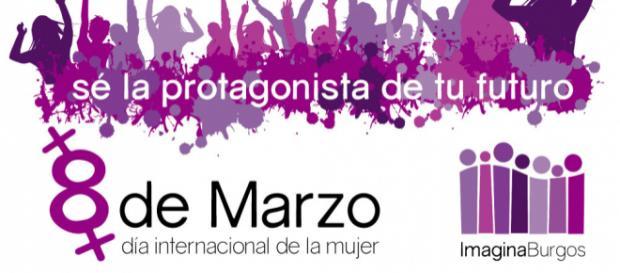 8-Marzo: Día Internacional de la mujer trabajadora. Calendario de ... - imaginaburgos.es