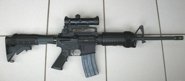 AR15 A3 Tactical Carbine (Image credit - Michael Sullivan, Wikimedia Commons)