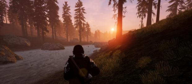 Beautiful visual from 'XERA: Survival' [Credit: Twitter/PlayXERA]