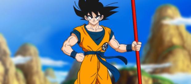 'Dragon Ball Super' - Son Goku.