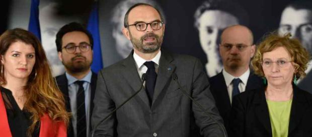 Edouard Philippe annonce les mesures prises par le gouvernement à l'occasion de la journée des droits des femmes