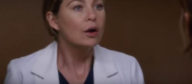 'Grey's Anatomy spoilers are shocking. - [Celeb Interview / YouTube screencap]