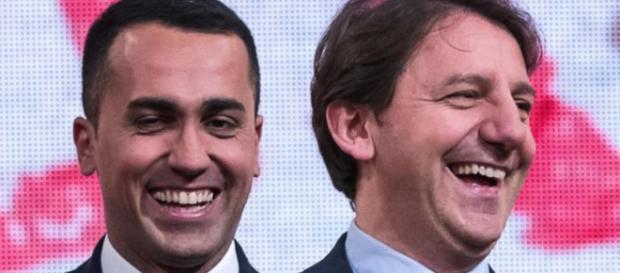 Luigi Di Maio e il ministro ombra per il welfare