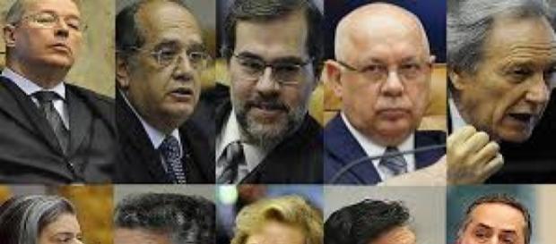 Ministros do Supremo carregam 'polêmicas' durante suas trajetórias na Suprema Corte