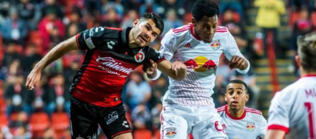 New York Red Bulls vence a Xolos de Tijuana en Concacaf Liga de ... - univision.com