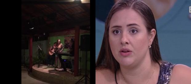 Passado de participante do BBB 18, Patrícia, como cantora é descoberto
