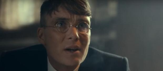 Thomas Shelby 'Peaky Blinders' main character/ (Image Credit: BBC/YouTube screencap)