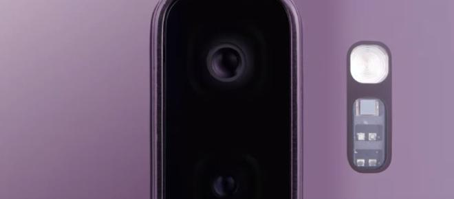 Samsung lists cases, wireless chargers and accessories for Galaxy S9 and S9+