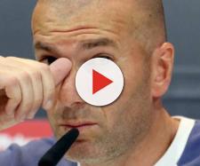 Zinedine Zidane desea un nuevo jugador