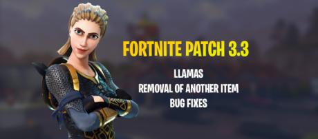 """Another item will be removed from """"Fortnite Battle Royale."""" Image Credit: Own work"""