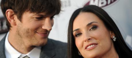 Ashton Kutcher y Demi Moore - Foto en Bekia Actualidad - bekia.es