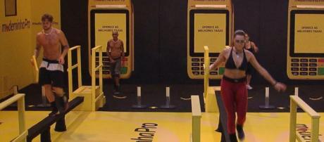 BBB 18: Paula e Jéssica vence prova do líder