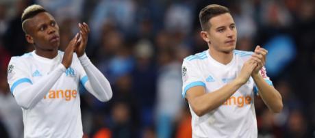 OM : Njie et FloTov ont marqué de leur empreinte une belle victoire marseillaise (via rtl.fr)