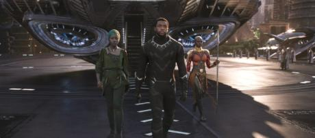 The Provocation and Power of 'Black Panther' - (Image via The Atlantic/Youtube)