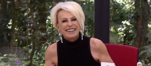 Ana Maria Braga, apresentadora do programa 'Mais Você'