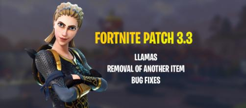 "Another item will be removed from ""Fortnite Battle Royale."" Image Credit: Own work"