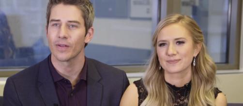 Arie Luyendyk Jr. / The Hollywood Reporter YouTube Channel