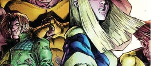 Creadores de cómics que hacen referencia a su famoso trabajo anterior