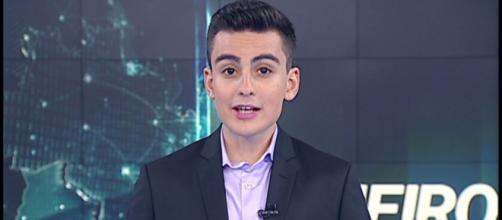 """Dudu Camargo sobre apresentadora famosa: """"Temos uma amizade colorida"""""""