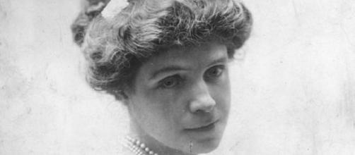 Fotografía de Eulalia de Borbón.