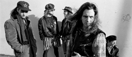 I Pearl Jam nella line up originale (Foto - rollingstone.com)