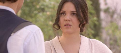 Il Segreto anticipazioni: Marcela scopre i tradimenti del marito