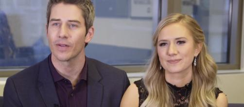 Lauren Burnham and Arie / The Hollywood Reporter YouTube Channel