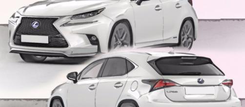 L'avanzamento della nuova Lexus UX 2017 che vedremo nato a Parigi ... - mostreliablecarbrands.com