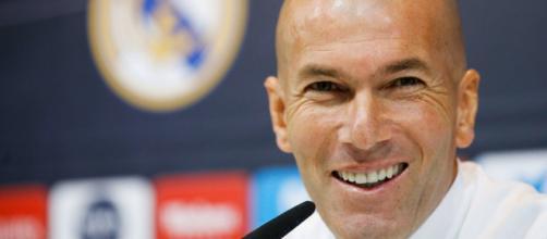 Mercato : L'incroyable renfort souhaité par Zidane au Real Madrid !