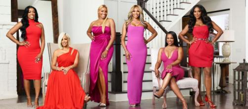 'Real Housewives of Atlanta' producers want to get rid of one star. [Image via NBCUniversal Press]