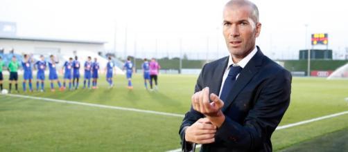 Real : Zidane réagit à la rumeur Neymar - madeinfoot.com