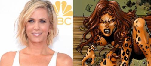 Wonder Woman 2: se confirma el fichaje de Kristen Wiig para el papel de Cheetah