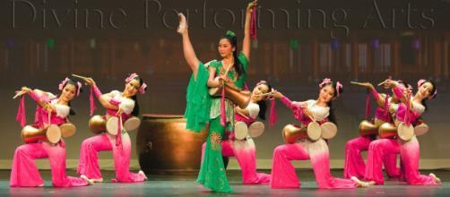 shen yun un baile para disfrutar