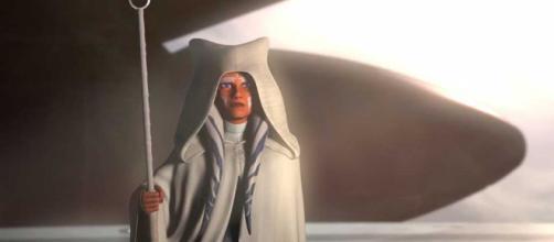 Star Wars Rebels: traje de final de Ahsoka insinuado en su viaje no visto