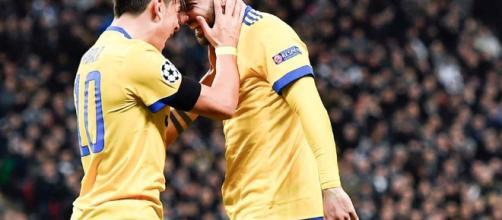 Tottenham-Juventus 1-2: Higuain e Dybala trascinano la Juve ai ... - sportevai.it
