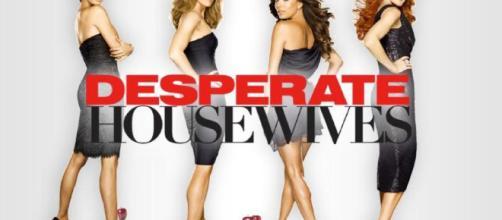 Una locandina di Desperate Housewives