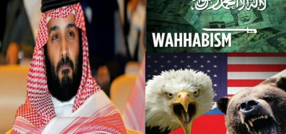 Saudi prince has accused the west of supporting Wahhabism-Photo-( image credit-star 2 sun-Youtube.com)