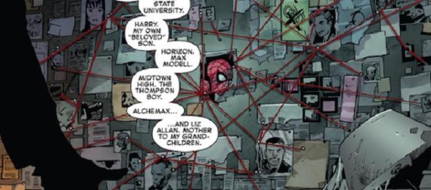 A Reunion, A Death, a Shocking Twist en INCREÍBLE SPIDER-MAN # 797 - SPOILERS