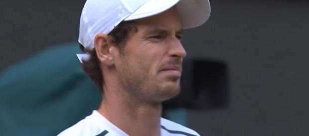 Andy Murray during 2017 Wimbledon Championships/ (Image Credit: Wimbledon/YouTube)