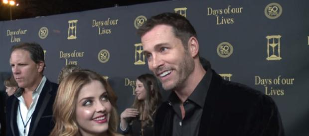 Days of our Lives spoilers. (Image via YouTube screengrab/SheKnows Soaps)