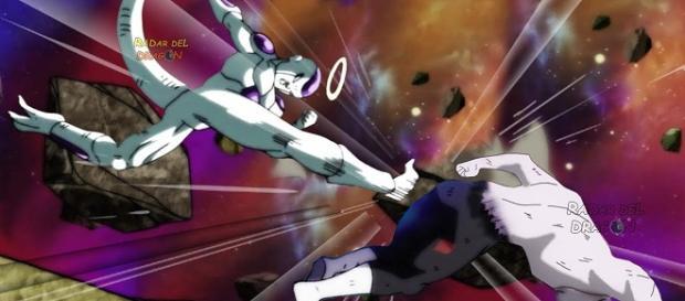 Dragon Ball Super Jiren es eliminado