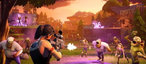 Gameplay from 'Fortnite: Save the World' [Image by BagoGames via Flickr]