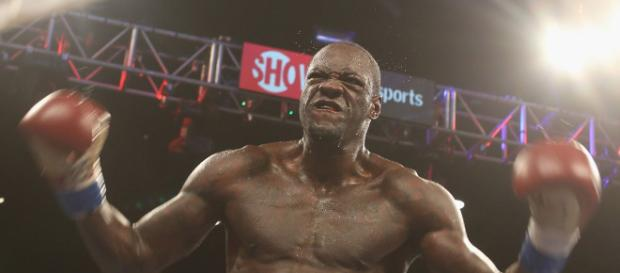Is Deontay Wilder the World's best heavyweight? (Image via WWE/Youtube)